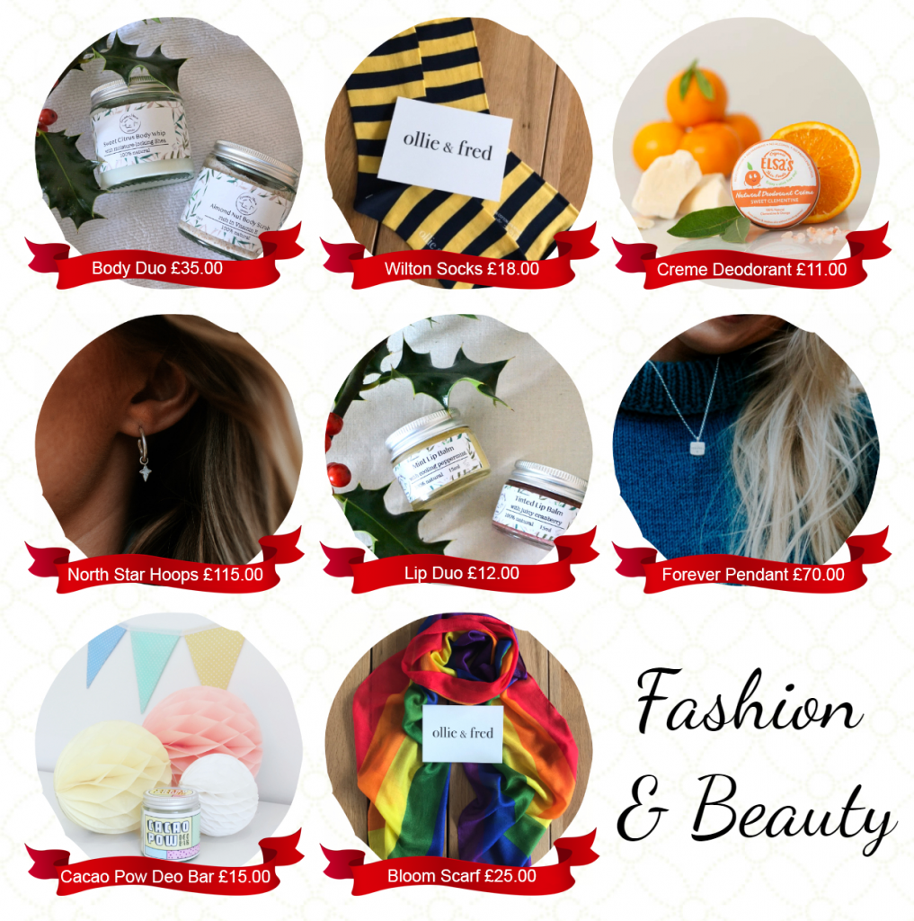 fashion and beauty gift christmas xmas