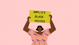 amplifying black voices