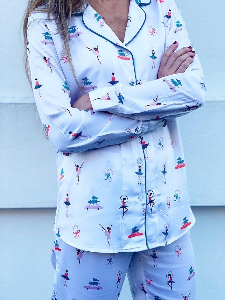 nightire sleepwear gift christmas fashion clothing pjs