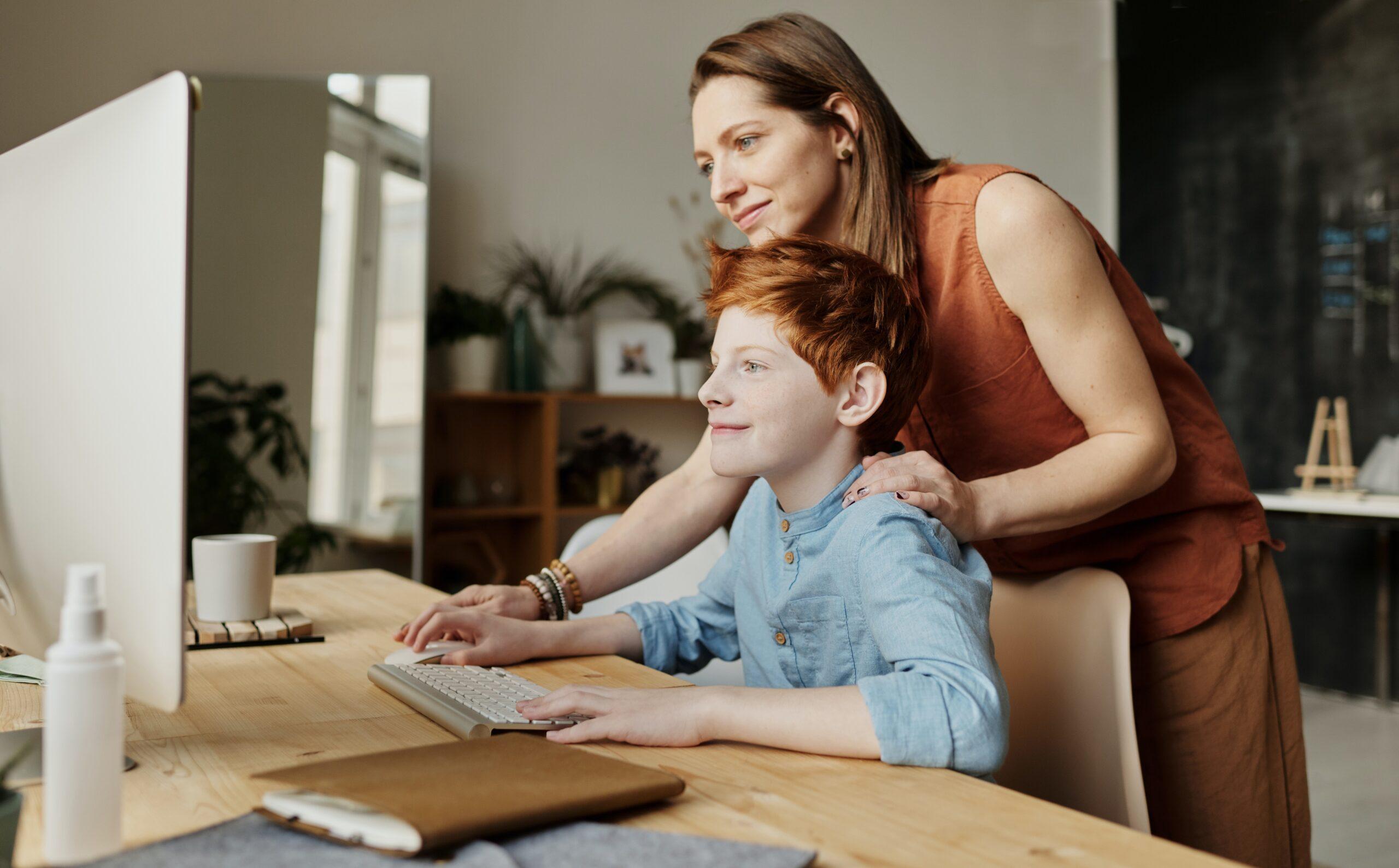 child's education involvement